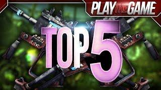 Borderlands 2   Top 5 WTF Guns!