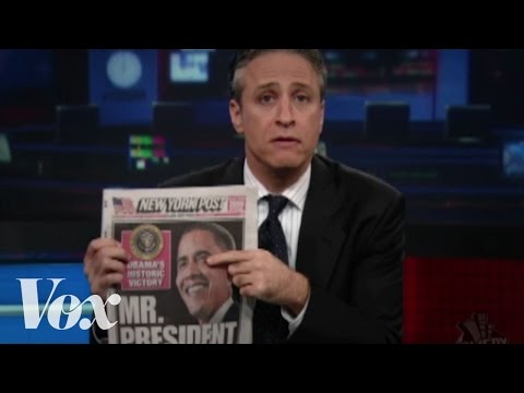 Why the Daily Show had to change