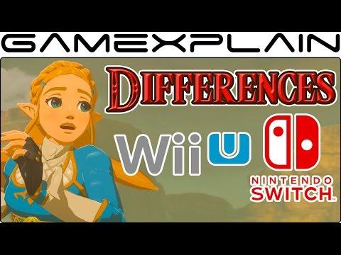 Zelda: BotW Differences on Wii U & Nintendo Switch Explained
