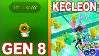 IS THIS NEW POKÉMON GENERATION 8 OR KECLEON? (Pokémon GO)