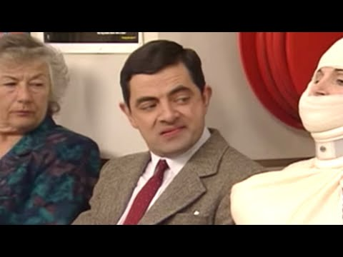 The Hospital Visit | Mr. Bean Official