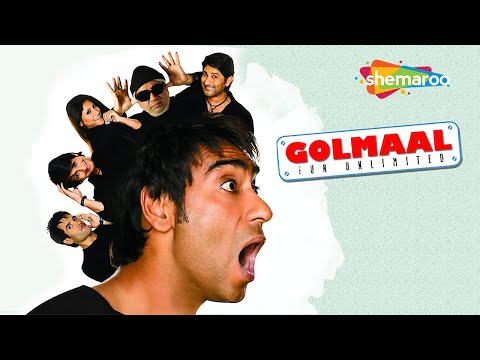 Xxx Mp4 Golmaal Fun Unlimited 2006 HD Amp Eng Subs Hindi Full Comedy Movie Ajay Devgan Arshad Warsi 3gp Sex