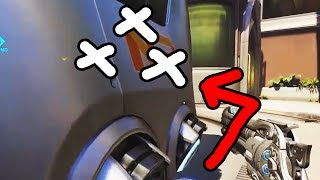 Unbelievable Sneaky Plays - Overwatch Montage
