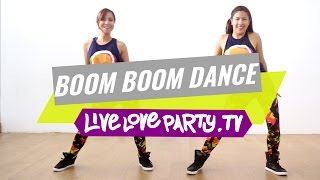 Boom Boom Dance | Zumba® Fitness with Van and Kristie | Live Love Party