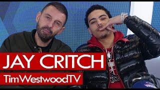 Jay Critch on Hood Fav, Rich the Kid, Fabolous, New York, WorldStar - Westwood