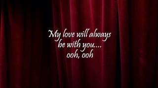 Martin Nievera - Say That You Love Me with lyrics (HD)