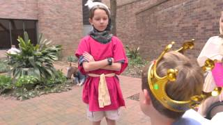 Esther the Brave: Kids Tell Bible Stories (Vid 1 of 3)