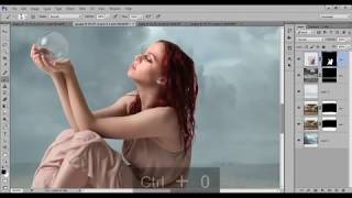 Photoshop Tutorial   Manipulation Workflow and shading