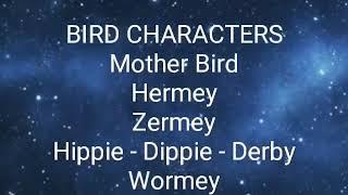 Birdies End Credits