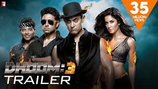 DHOOM:3 | Official Trailer | Aamir Khan | Abhishek Bachchan | Katrina Kaif | Uday Chopra