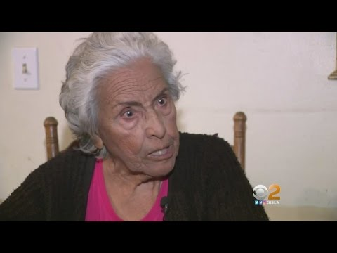 For 99-Year-Old Woman, Carjacking Was Once-In-A-Lifetime Bad Experience