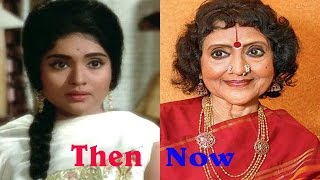 Top 10 Bollywood actress of 80s and 90s Looks then and now