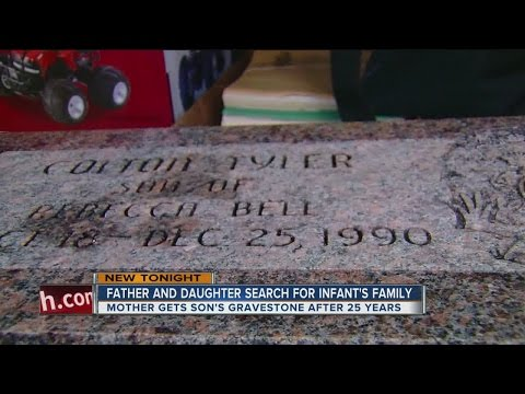 Father And Daughter Search For Infant's Family