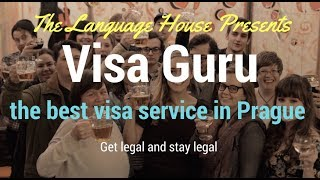 Czech Visa Assistance - The Language House TEFL and Visa Guru