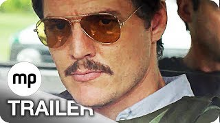 NARCOS Staffel 3 TRAILER 2 Deutsch German (2017) Netflix Serie