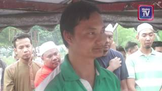 Tragedi Jempol selamat dikebumikan