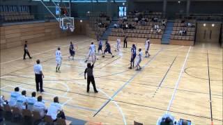 Luxembourg vs Scotland Basketball