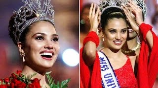 Watch Lara Dutta's Crowning Moment At The Miss Universe 2000 Pageant