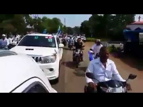 Karnataka Yathra Batkal Rally Sulthanul Ulama A.P Usthad 29 10 2014