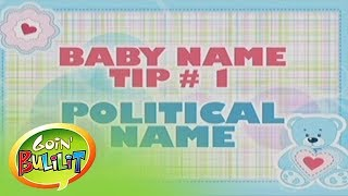 Goin' Bulilit: Pinoy Baby Name Tips