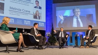 TUM Speakers Series: Bill Gates & Bundesminister Dr. Gerd Müller