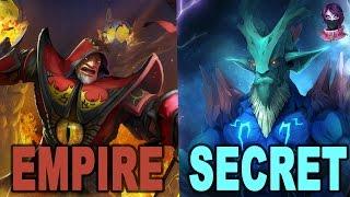 Team Empire vs Team Secret HIGHLIGHTS FACEIT Invitatioal #dota2