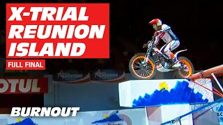 2020 FIM X-Trial World Championship | REUNION ISLAND FINAL | Bou vs Raga | BURNOUT