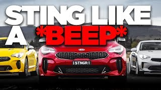 Kia Stinger review: Australian first drive!   CarAdvice