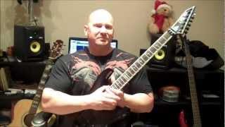 Harmonizing Metal Guitar Riffs - Jason's Metal Rhythms