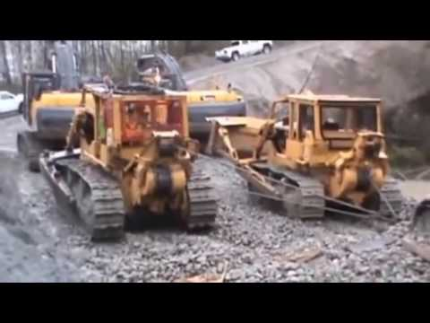 Heavy Equipment Accidents Caught on tape Heavy equipment disasters Excavator fail skills