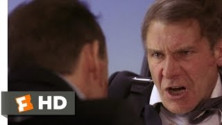 It Was You? - Air Force One (7/8) Movie CLIP (1997) HD