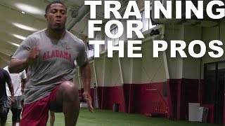 How Draft Prospects Train to Become NFL Players