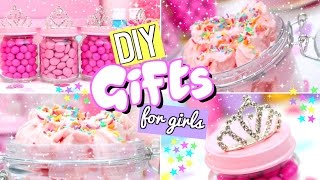 DIY GIFTS FOR HER! Gift ideas for Friends, Mom, Sister, Teacher