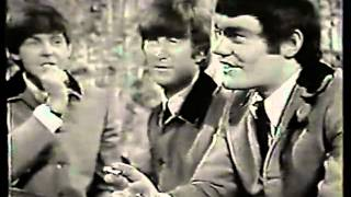 The Beatles Go Dutch - Interview 1964
