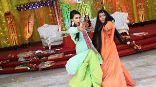 Sharara Sharara |Femy & Shaon's Holud Dance Performance|
