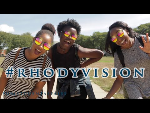 Welcome to URI #RhodyVision
