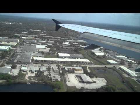 Windy Landing In Tampa Florida