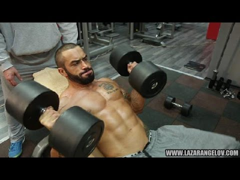 Xxx Mp4 Lazar Angelov Chest Back Workout 2014 3gp Sex