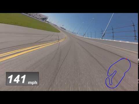 Daytona Top Speed 2017