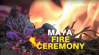 Maya Fire Ceremony with AumRak