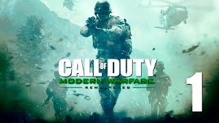 Call Of Duty 4 MW: Remastered | Español | Capitulo 1