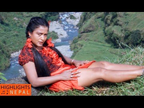 Phool Hu Ma | New Nepali Movie Song Jaljala | Rekha Thapa ... Nepali Movie Song By Rekha Thapa