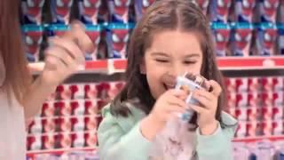 Danone   Abur Cubur Yok Size Şarkısı Reklamı 2016