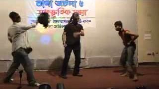 kmc funny natok''MODONER DHAKA SOFOR''by k 19 batch