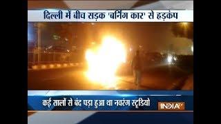 Major fire incidents in Delhi, Mumbai