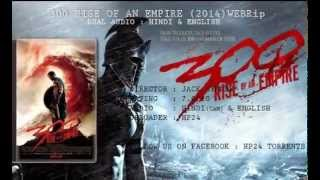 300 Rise of An Empire (2014) WEBRip Dual-Audio Hindi-English