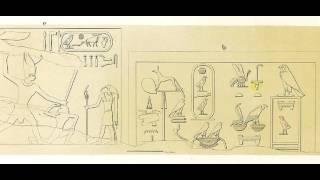 فديو يوضح كيفية قراءة اسم الملك خوفو ومعنى الاسم ودلالته الدينية
