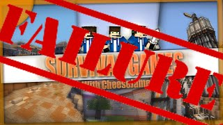 UNLUCKY! (Survival Games Fails) UNCENSORED