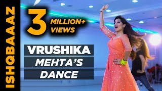 Ishqbaaz Vrushika Mehta dances for Ishqbaaaz   | Behind the scenes video | Watch in 4K hindi serial