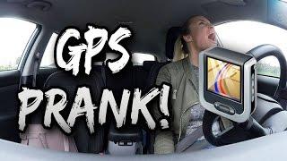 GPS prank